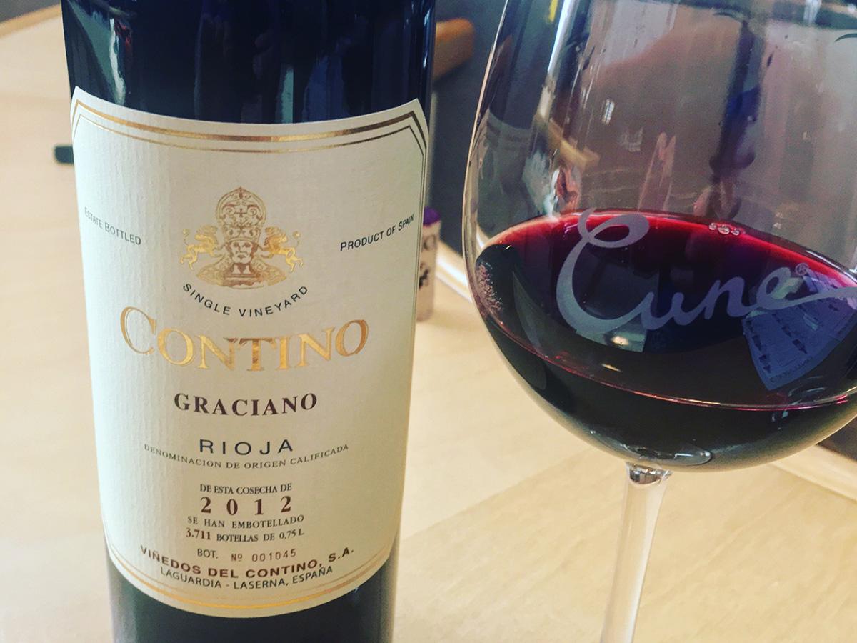 Contino - Wine Regions Spain - La Rioja