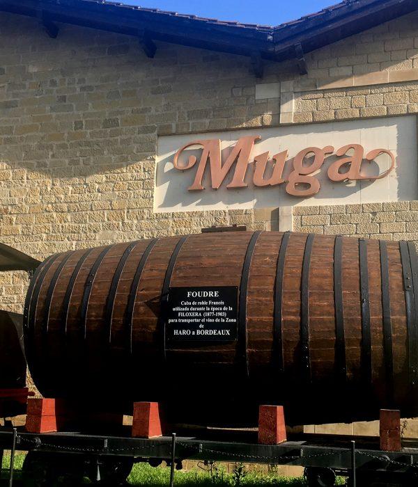 Muga - Wine Regions Spain - La Rioja