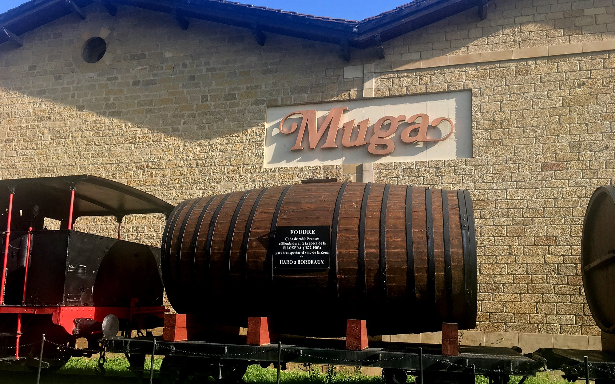 Muga - Wine Regions Spain - La Rioja