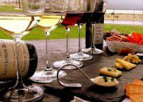 Wine tasting memory