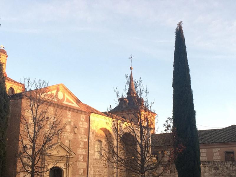 Roman wine path and Cervantes' Birthplace landmarks