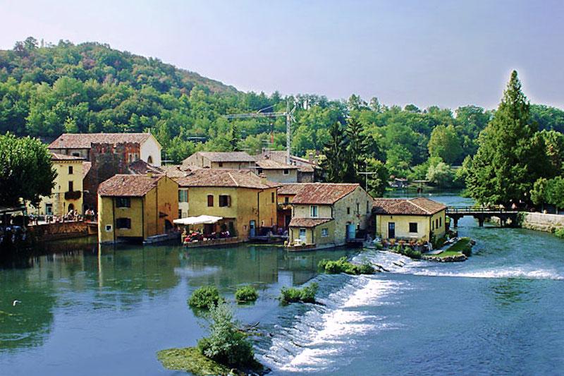 Borghetto sul Mincio, lake Garda