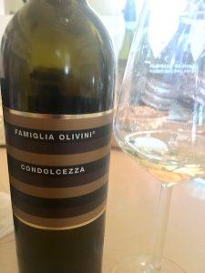 Condolcezza Famiglia Olivini Sweet wine