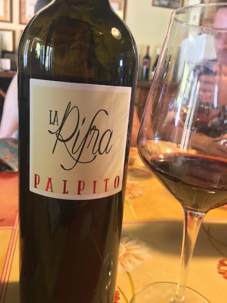 La Rifra Palpito Marzemino wine tour lake garda