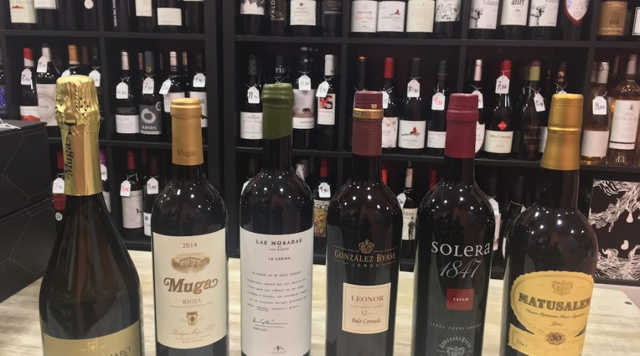 Cata Especial de Navidad_Colorful_wines_2017
